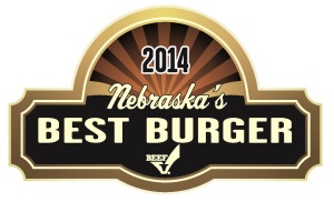 Best Burger Logo 2014