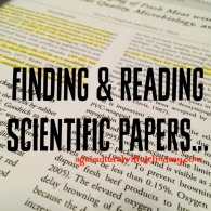 finding and reading scientific papers