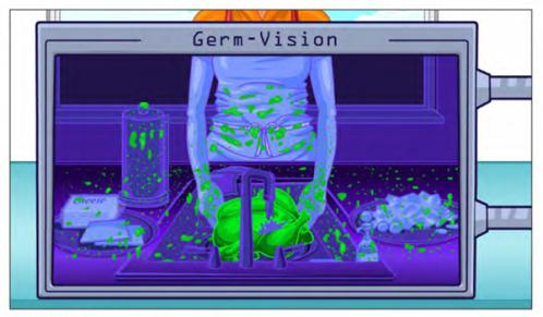 germ vision